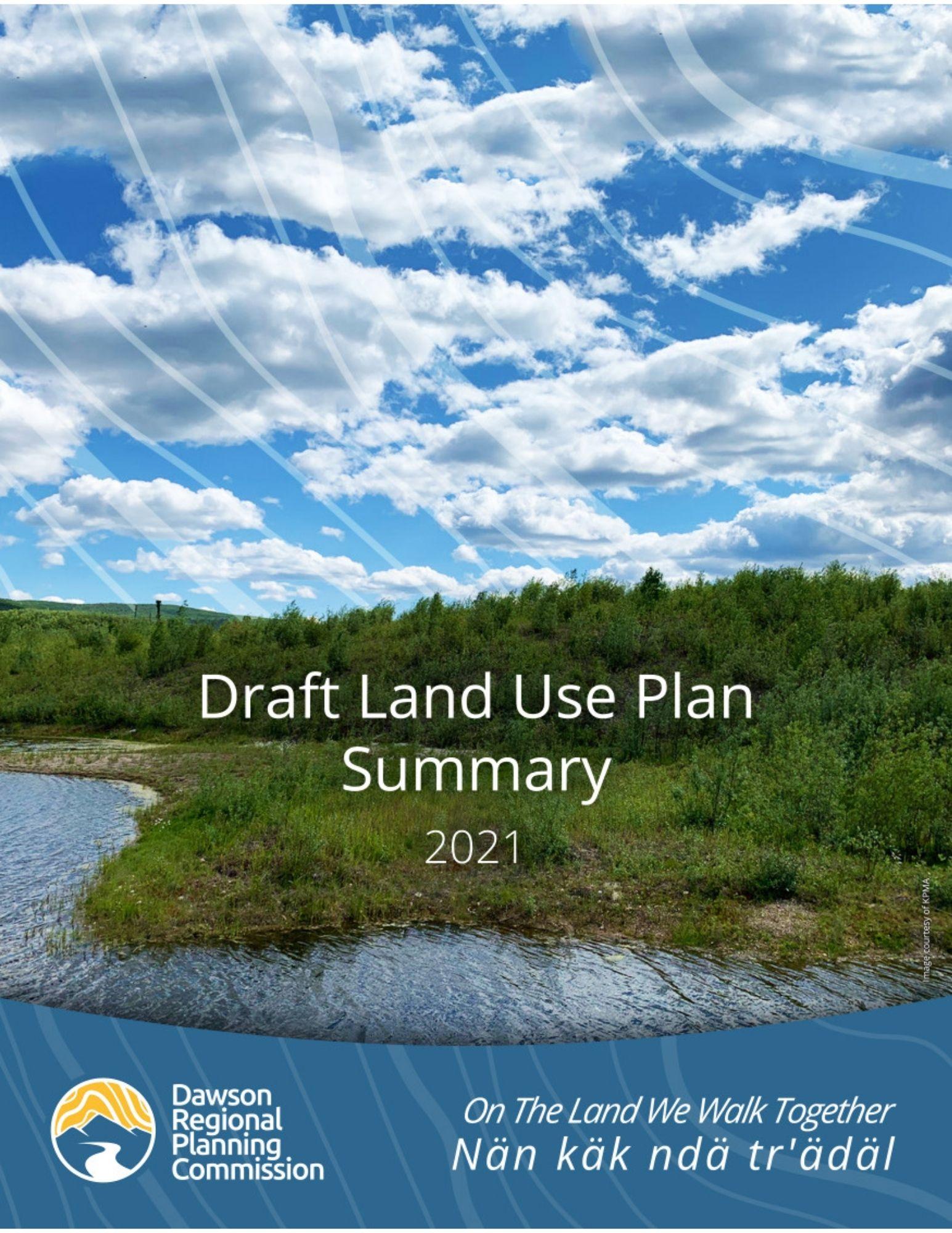 Draft Plan Summary DRPC 2021